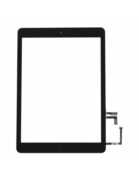 Tactile complet iPad Air Noir