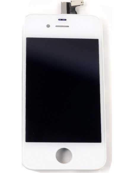 Ecran iPhone 4G Blanc