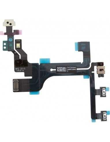 Nappe power et volume et vibreur pour Apple iphone 5C