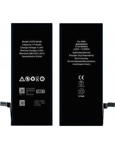 Batterie pour Apple iPhone 6s