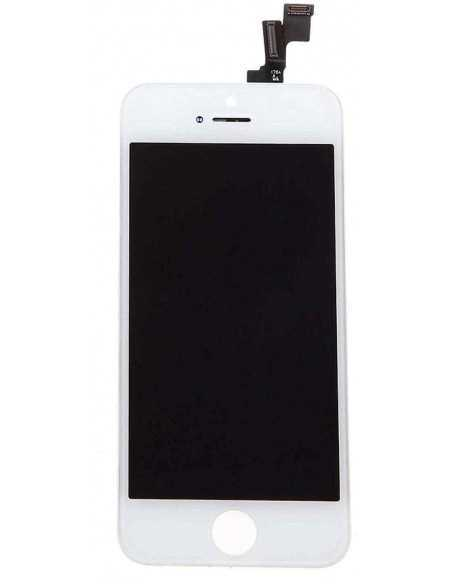 Ecran iPhone 5 SE Blanc