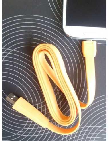 Câble Micro USB extra fin Samsung - Blackberry - HTC et autres