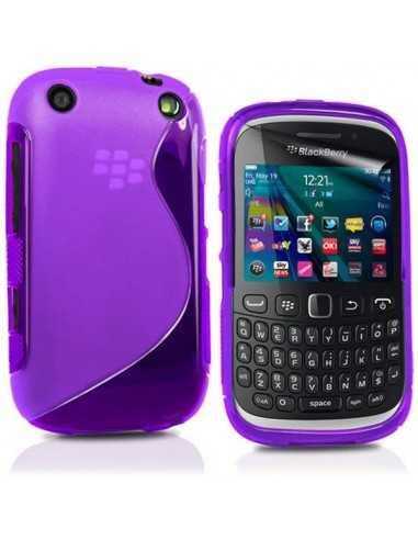 Coque Blackberry 9320 et 9220 S-Line
