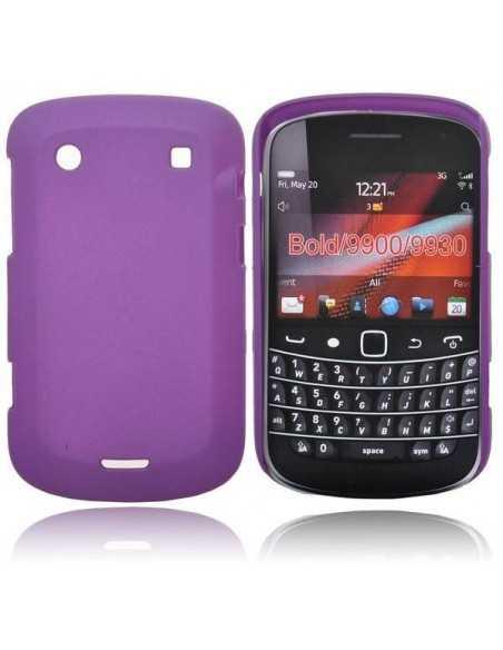 Coque Blackberry 9900 et 9930 Design Violet