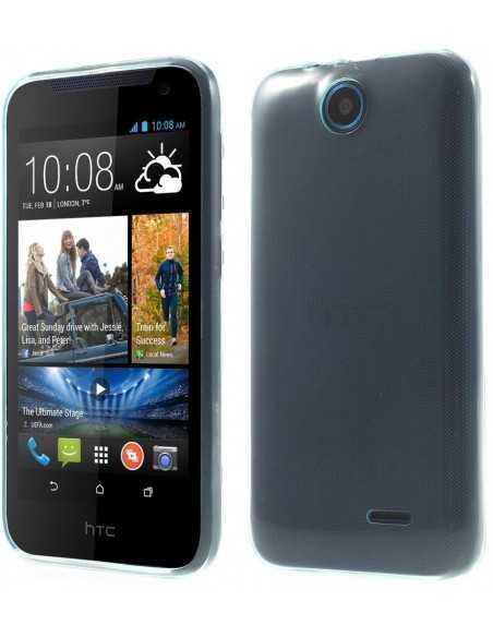 Coque HTC Desire 310 ultra-fine Bleu ciel