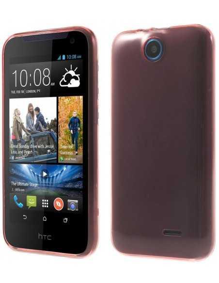 Coque HTC Desire 310 ultra-fine Rouge