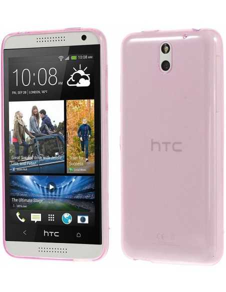 Coque HTC Desire 610 ultra-fine Rose