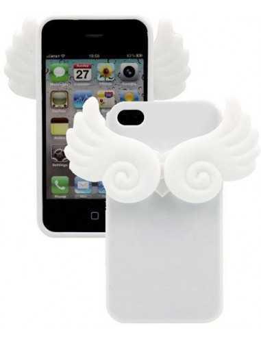 Coque Iphone 4 Ailes Phospho