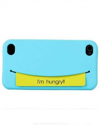 Coque Iphone 4 Feed Me