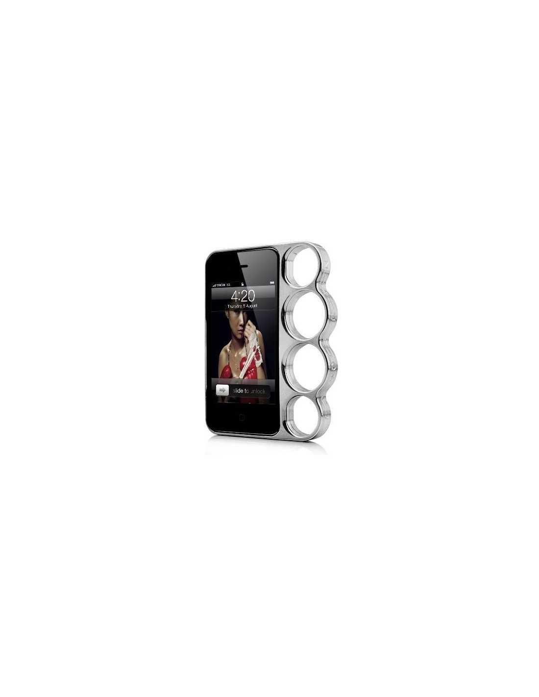 Coque Apple iPhone 5 et 5S Poing Americain