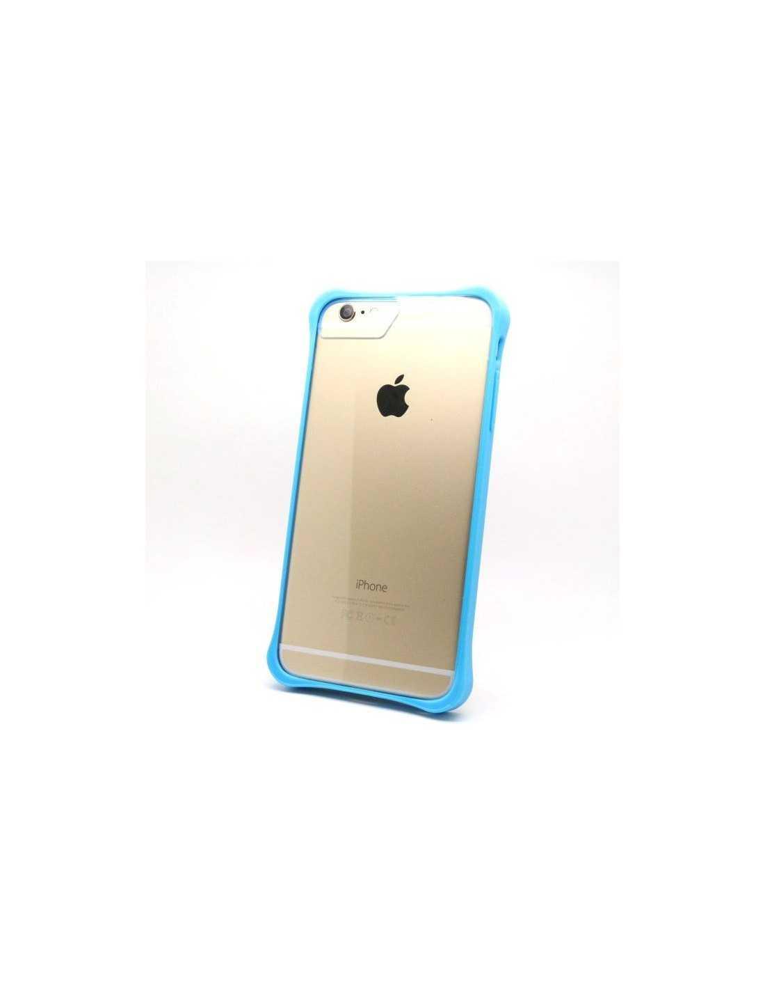 Coque Apple iPhone 6 Plus Hybrid Bleu