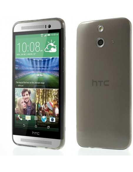 Coque HTC One E8 Ace ultra-fine Gris