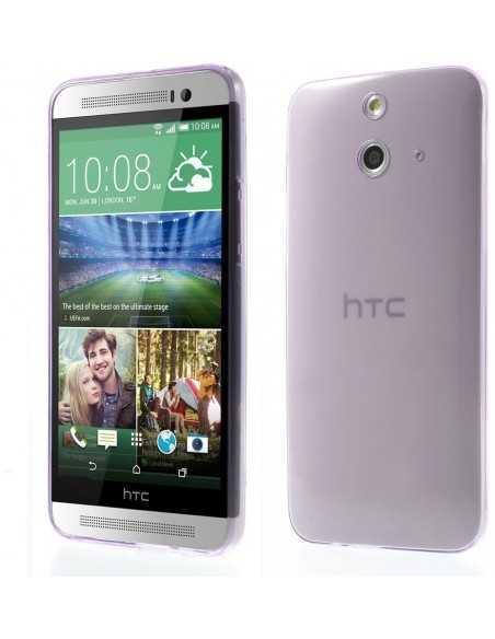 Coque HTC One E8 Ace ultra-fine Violet