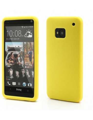 Coque HTC One M7 Silicone Matte