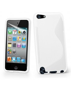 Coque Ipod Touch 4 Silicone S-Line