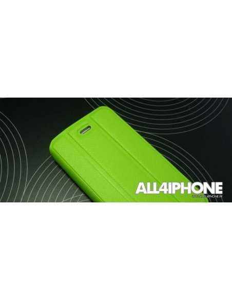 Etui iPhone 4 et 4S Smart Case Vert
