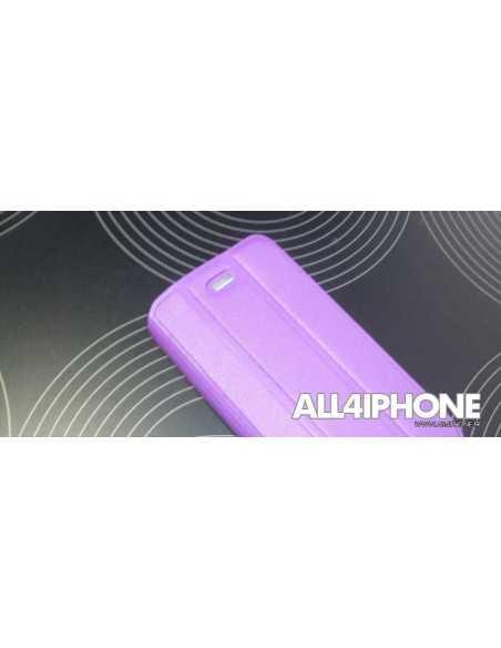 Etui iPhone 4 et 4S Smart Case Violet