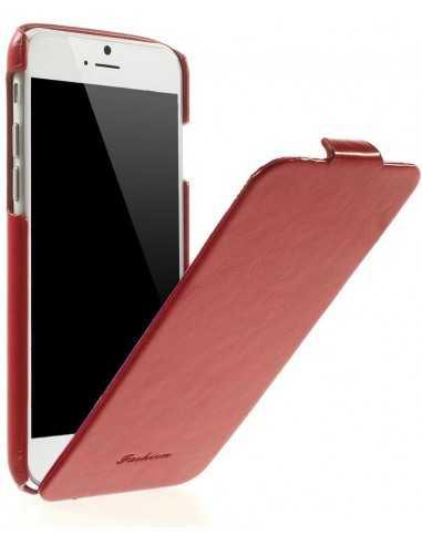 Etui Iphone 6 Vertical simili cuir