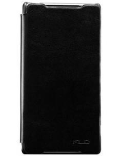 Etui Xperia Z2 Folio en simili cuir