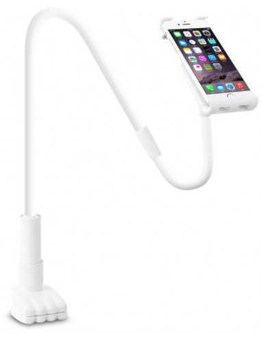 Support iPad Iphone Multifonction LENUO Blanc