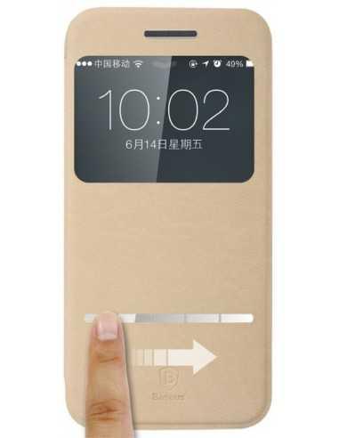 Etui Iphone 6 Cuir avec fenetre