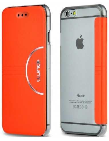 Etui Iphone 6 simili cuir Ultra-Slim