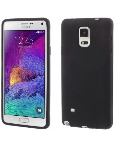Coque Galaxy Note 4 Silicone Naked