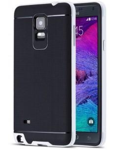 Coque Galaxy Note 4 Silicone Hybrid