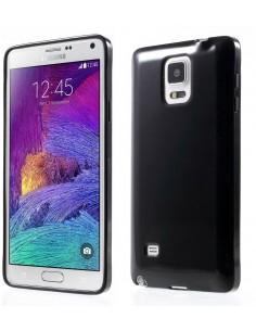 Coque Galaxy Note 4 Silicone Soft