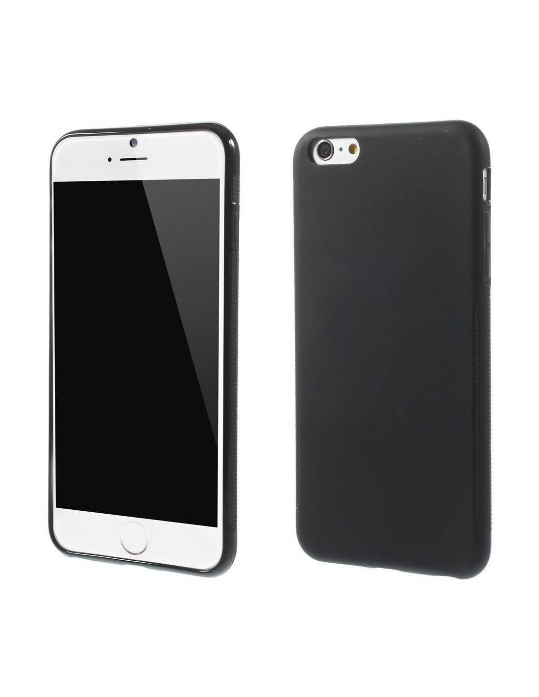 coque iphone 6 plus 6s plus silicone antiderapant