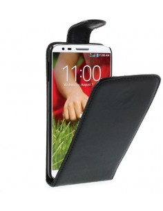Etui LG G2 Simili cuir Magnetic