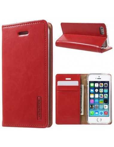 Etui Iphone 5S SE S Mercury Portefeuille