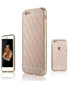 Coque Iphone 6 6s Rhinestone - silicone