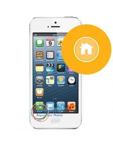 Réparation bouton home Iphone 5