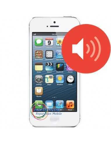 Réparation haut-parleur Iphone 5