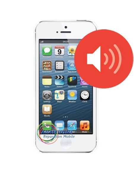 Remplacement haut-parleur iPhone 5