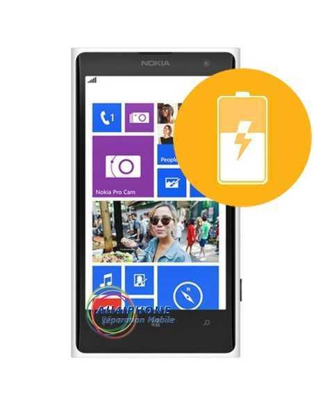 Remplacement batterie Nokia Lumia 1020