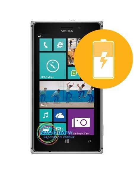 Remplacement batterie Nokia Lumia 925