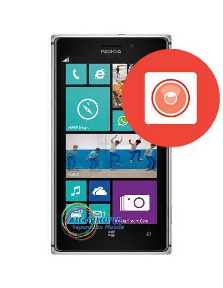 Remplacement camera arriere Nokia Lumia 925