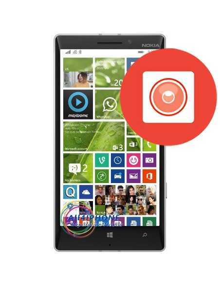 Remplacement camera arriere Nokia Lumia 930
