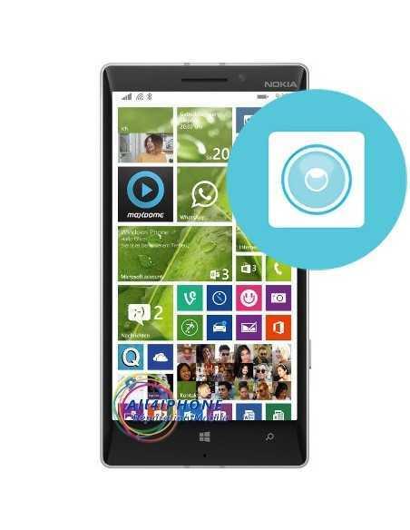 Remplacement camera avant Nokia Lumia 930