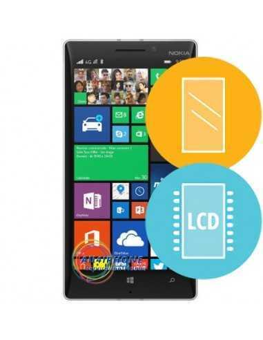 Réparation écran et tactile Nokia Lumia 930