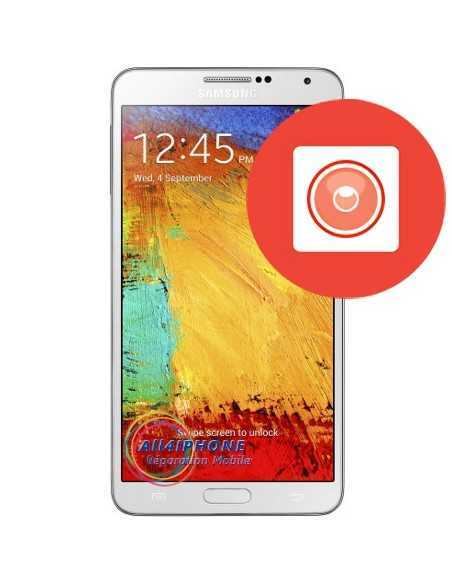 Remplacement camera arriere Galaxy Note 4
