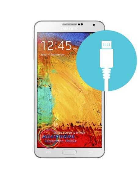 Remplacement connecteur de charge Galaxy Note 4