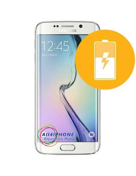 Remplacement batterie Galaxy S6 edge