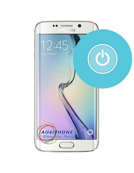 Remplacement bouton power Galaxy S6 edge