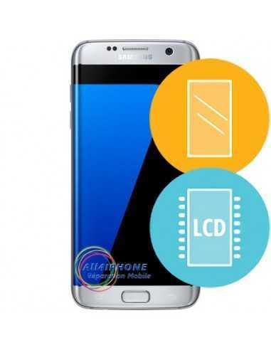 Réparation écran tactile original Galaxy S7 edge
