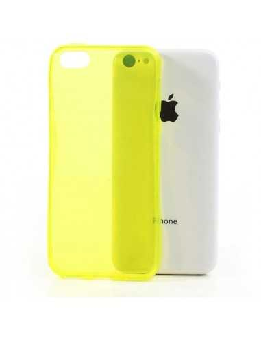 Coque Iphone 5C - silicone