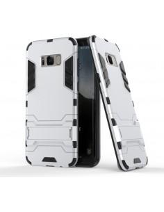 Coque Galaxy S8 anti-choc hybrid avec support