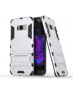 Coque Galaxy S8 Plus anti-choc hybrid avec support